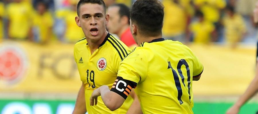 Colombia Eliminatoria 2016