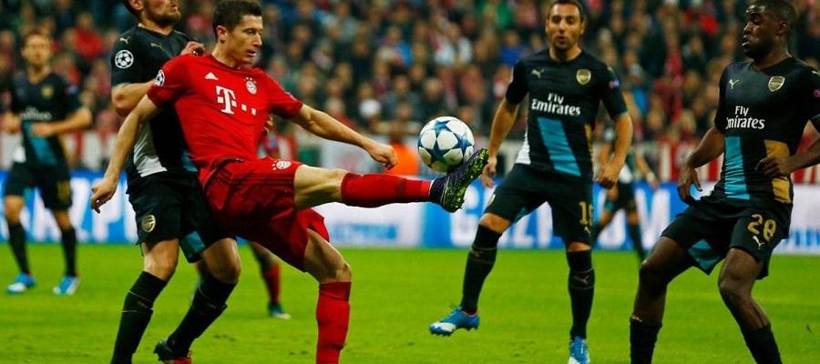 Bayern Múnich vs. Arsenal