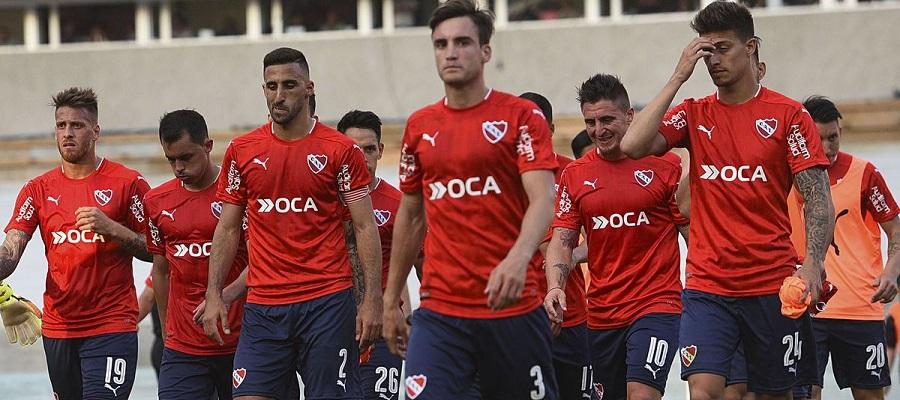 Futbol Argentino Independiente 2017