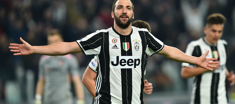 Juventus Champions League 2017