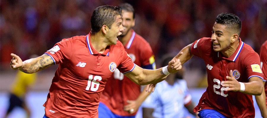 Costa Rica es favorito para ganarle a Honduras en la Copa Oro.