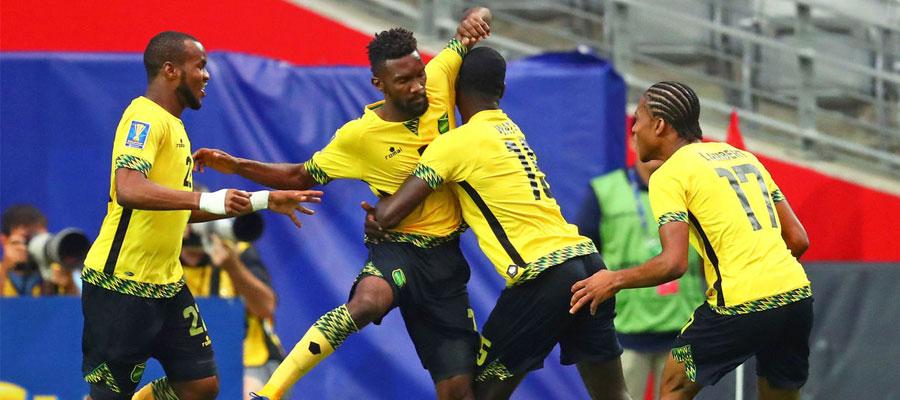 Jamaica no es el favorito para ganar la final de la Copa Oro 2017.
