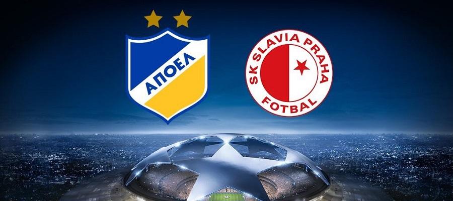 APOEL vs. Slavia Praha
