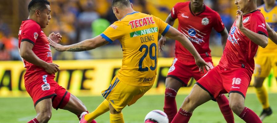 Lobos BUAP continúa siendo la sensación del torneo de la Liga MX.