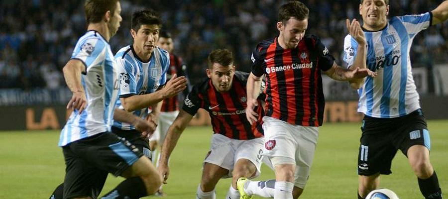 Racing vs San Lorenzo 1era Division Argentina II