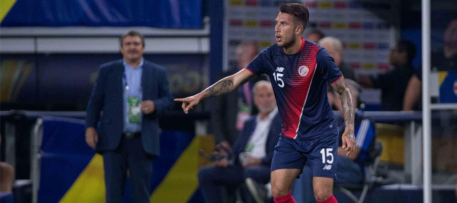 Costa Rica tienen buenas posibilidades de ganar este partido.