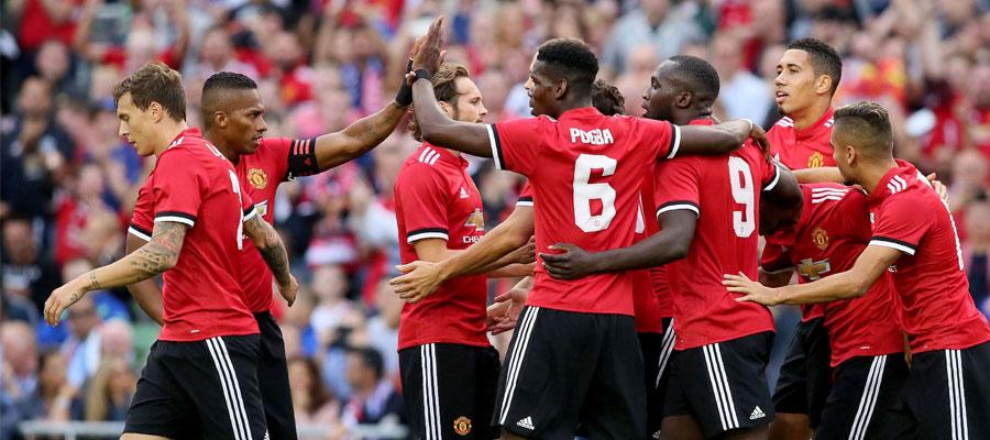 Manchester United no entra como favorito en la UEFA Super Cup