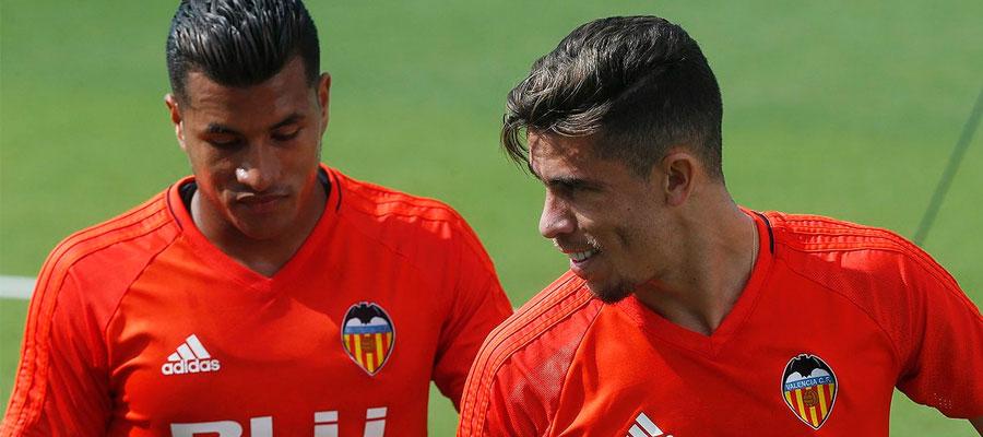 Valencia no entra como el favorito ante el Real Madrid en este partido de La Liga.