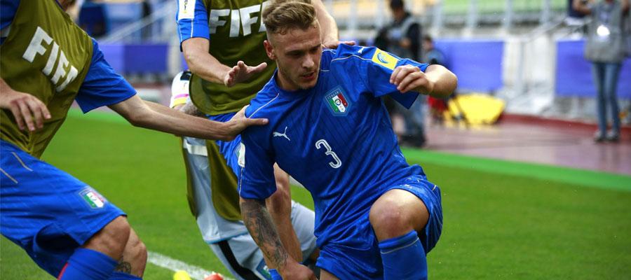 Italia tiene muchas posibilidades de obtener la victoria ante España este sábado.