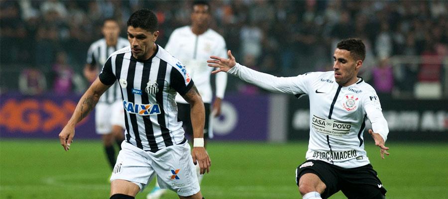 Santos FC se enfrent a Barcelona SC en la Copa Libertadores