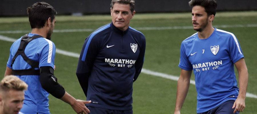 Míchel y sus dirigidos figuran en el último lugar de La Liga.