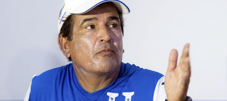 A Jorge Luis Pinto y Honduras les urge una victoria en la Eliminatoria Rusia 2018.
