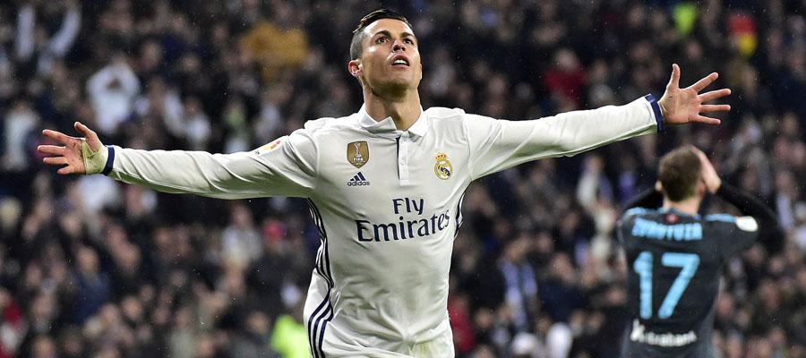 Cristiano Ronaldo no ha pesado en la presente temporada de La Liga.