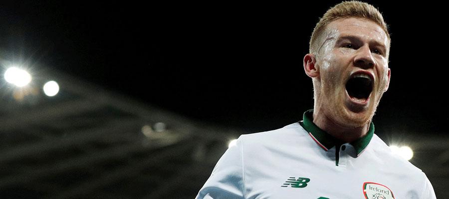 La Selección de Irlanda no parte como favorita en el Repechaje UEFA Rusia 2018.