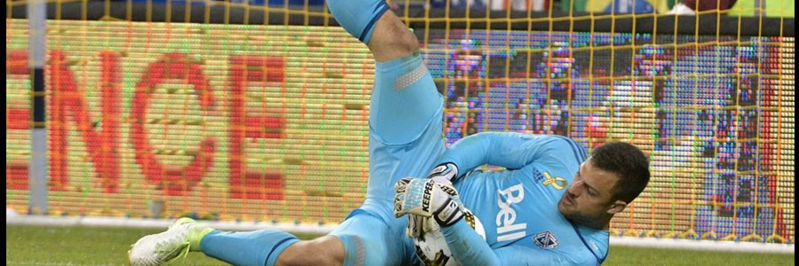 Stefan Marinovic espera figurar en el partido de vuelta correspondiente al Repechaje Rusia 2018.