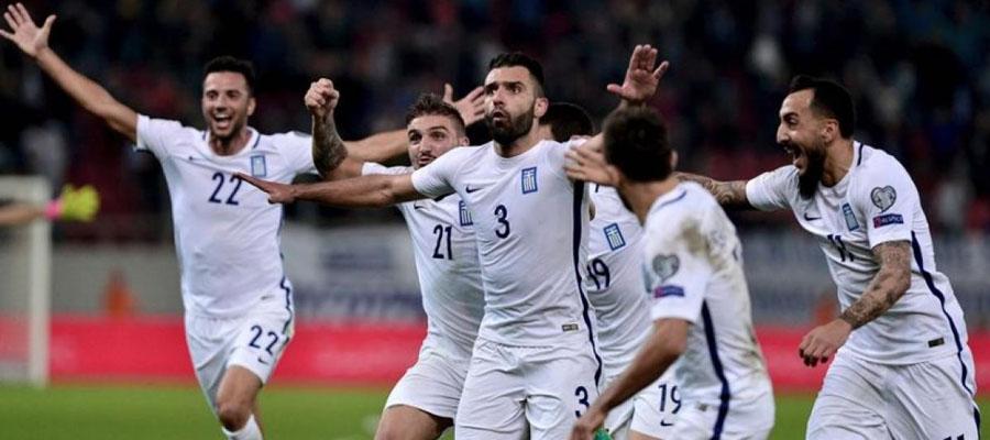 La Selección de Grecia no la ha pasado bien en las Eliminatorias UEFA Rusia 2018, pero se ganaron una última oportunidad.