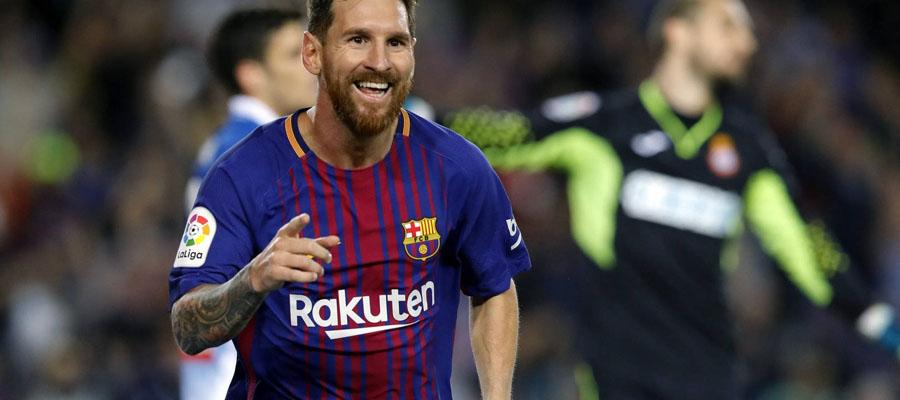 Lionel Messi espera aumentar su marca personal en El Clásico.