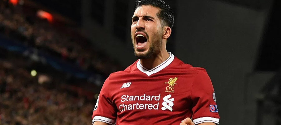 Emre Can ha sido fundamental para el repunte del Liverpool en la Premier League.