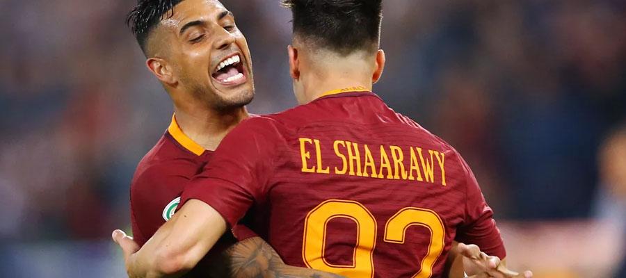 Roma quiere colarse en los primeros puestos de la Serie A a costas del Inter de Milán.