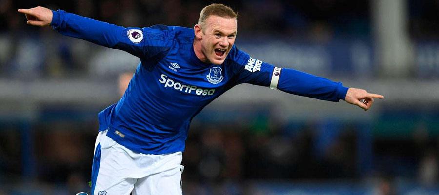 Wayne Rooney está listo para lucirse en la Copa FA.