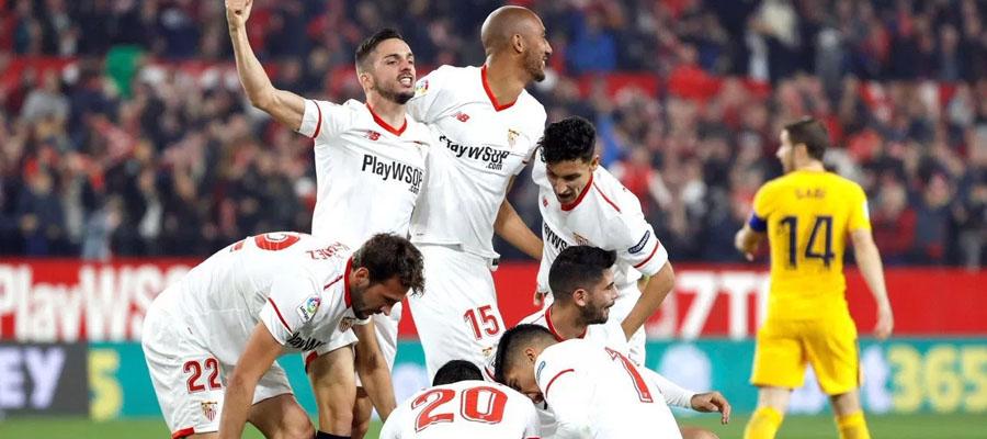 Sevilla parte como favorito en esta semifinal de la Copa del Rey.