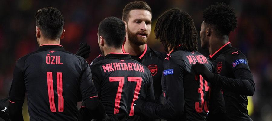 Arsenal aspira a conquistar la UEFA Europa League por primera vez.
