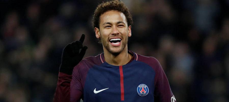 Neymar llegó al PSG con un solo objetivo, ganar la UEFA Copa de Campeones.