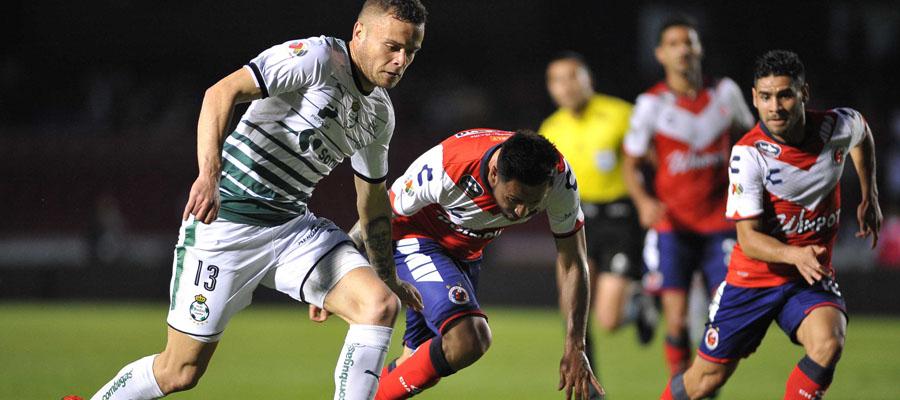 Santos Laguna espera retomar la cima de la Liga MX tras la quinta jornada.