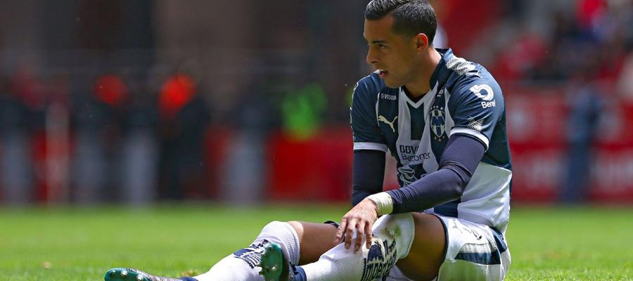 Funes Mori es baja, pero Monterrey se mantiene como uno de los animadores en la Liga MX.