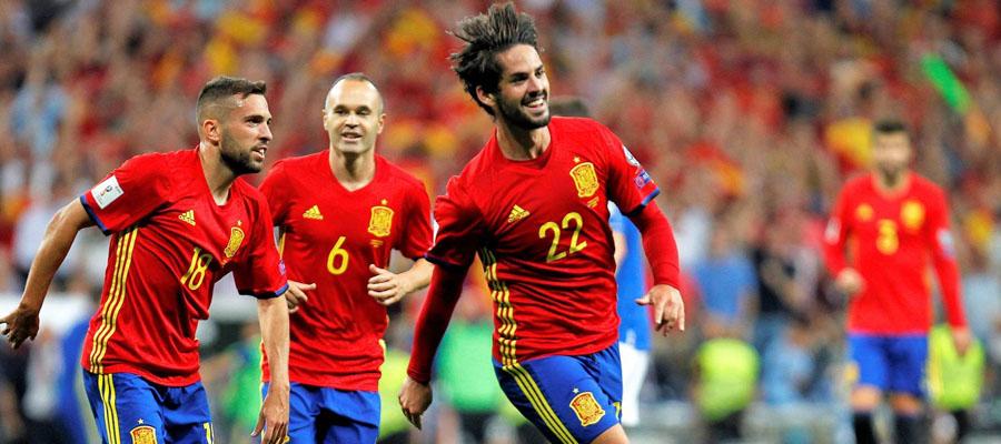 La Selección de España no parte como favorita para el Partido Amistoso ante Alemania.