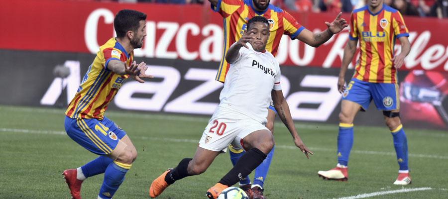 Sevilla viene de caer ante Valencia, pero la UEFA Copa de Campeones es otra historia.