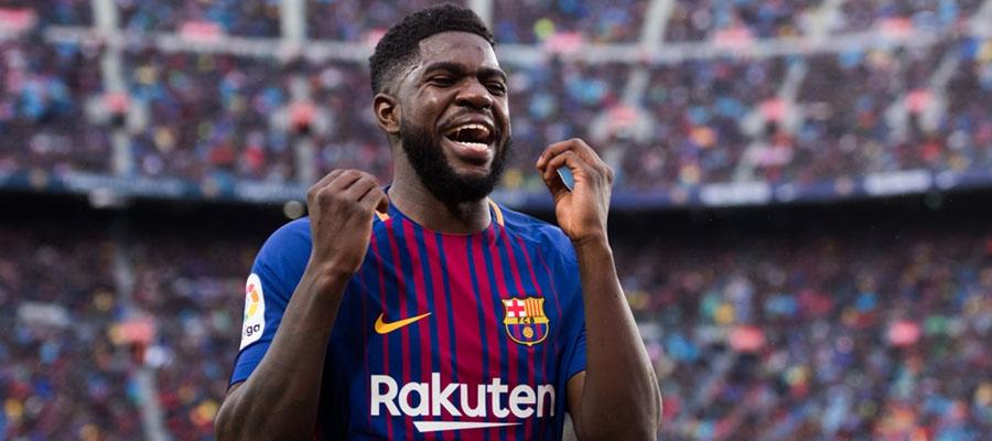 FC Barcelona lidera La Liga y es amplio favorito para obtener el título.