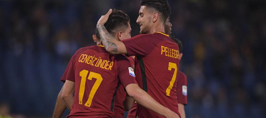 A pesar de haber eliminado al FC Barcelona, AS Roma no parte como favorito en las Apuestas Deportivas para Semifinales.
