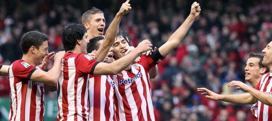 Athletic Club no parte como favorito en las Apuestas de Fútbol ante Real Madrid.
