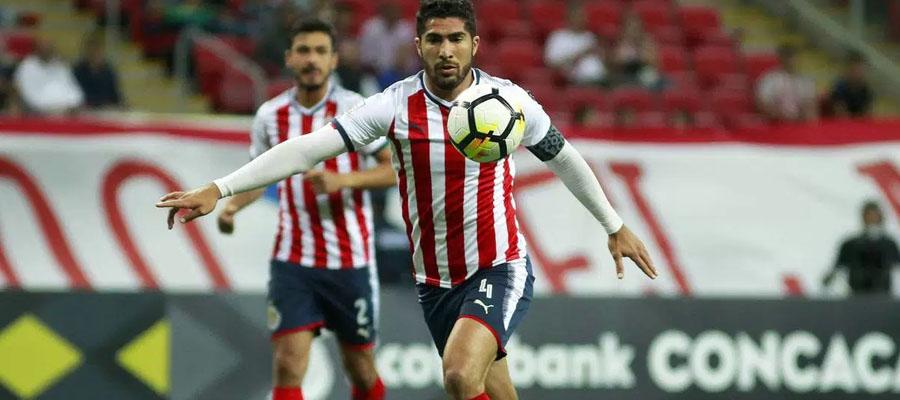 Chivas no es favorito para el primer duelo de la Final Liga de Campeones CONCACAF.