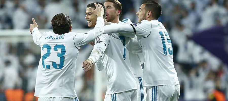Por primera vez en mucho tiempo Real Madrid no aparece como favorito en las Apuestas de Fútbol.