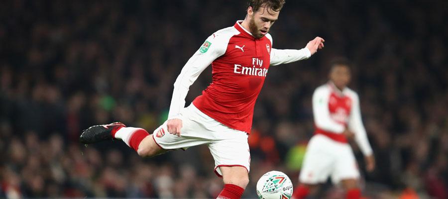 Al jugar como visitante, Arsenal no es favorito en las Apuestas de Fútbol para el jueves en Madrid.