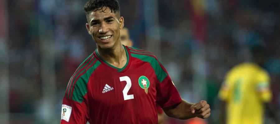 Marruecos no es favorito para ganar el Grupo B del Mundial FIFA Rusia 2018.