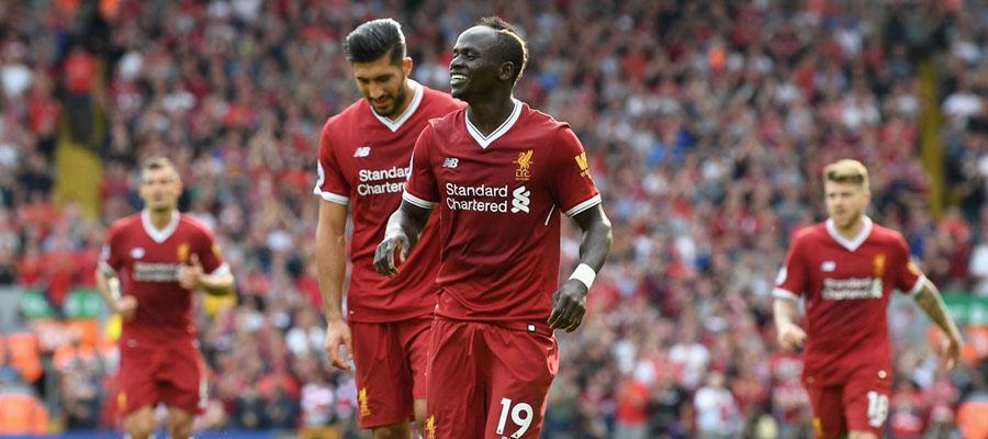 Liverpool parte como favorito en las Apuestas Deportivas para avanzar.