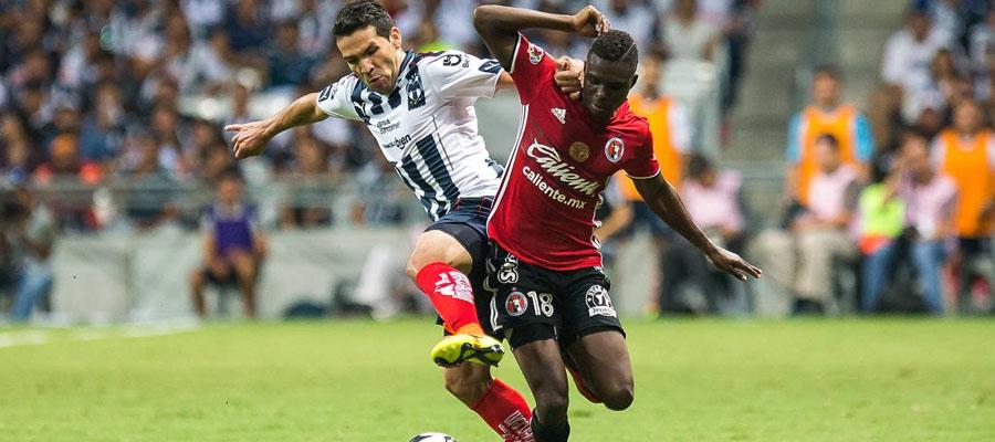 Xolos no parte entre los favoritos en las Semifinales Liga MX 2018.