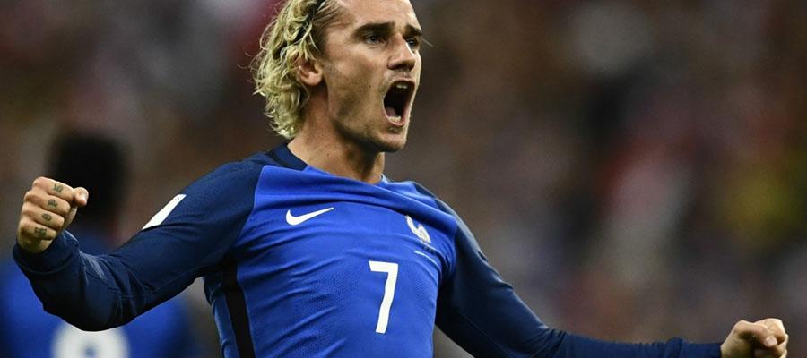 Francia espera clasificar a Octavos de Final en Rusia 2018 este jueves.