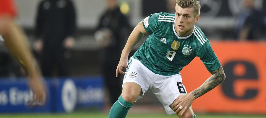 Alemania es una de las favoritas para ganar el Mundial Rusia 2018.
