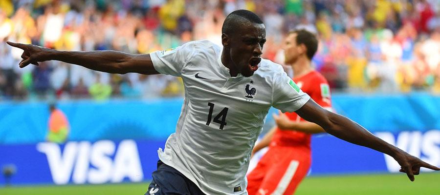 Se espera que Francia figure en la Copa Mundial FIFA 2018.