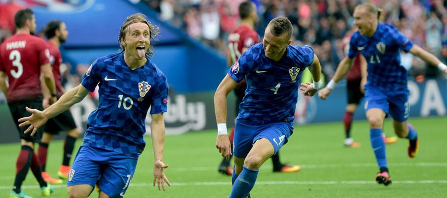 Croacia no es favorito para vencer a Inglaterra en las Semifinales Mundial 2018.