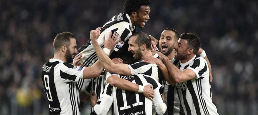 La Juventus seguirá reinando en la Serie A con la llegada de Cristiano Ronaldo.