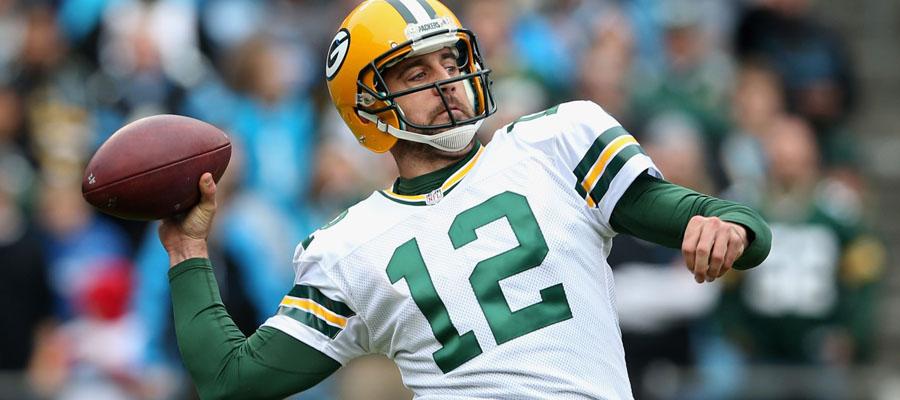 Aaron Rodgers espera cerrar la Pretemporada NFL 2018 con todo ante los Chiefs.