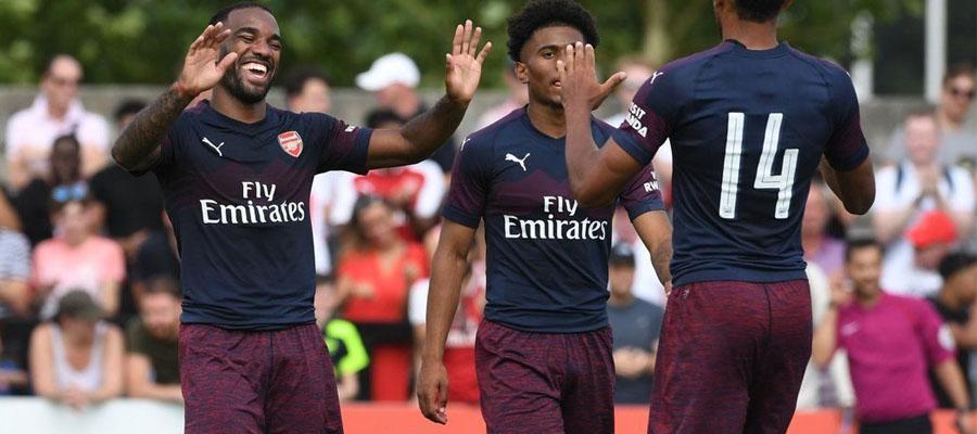 Arsenal espera lograr su primera victoria en la Premier League Jornada 2 ante Chelsea.