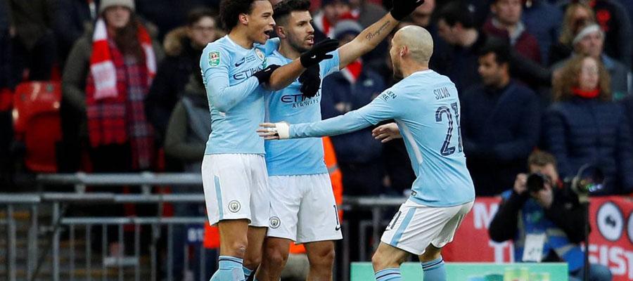 Manchester City es amplio favorito para ganar en la Premier League Jornada 4.
