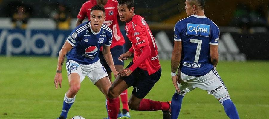 Independiente Medellín es favorito para ganar en la Colombia Primera A Jornada 5.