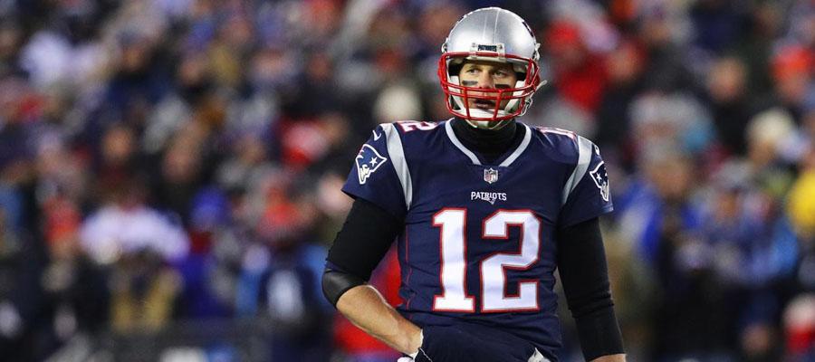 Tom Brady y los Patriots son amplios favoritos en la NFL 2018 Semana 3.